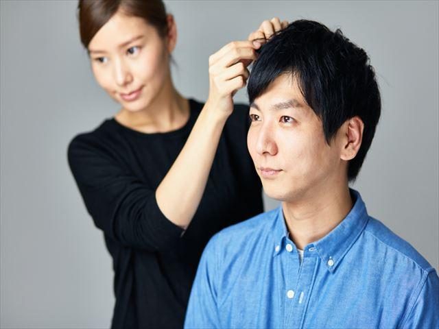 育毛サロンで頭皮のケアをしてもらおう!!頭皮洗浄や血行改善サービスがある!!